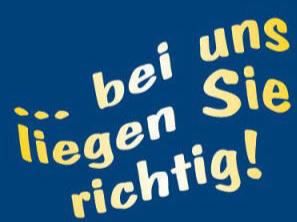 ...bei uns liegen Sie richtig! - Reichs Hotel in Glücksburg